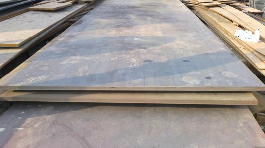Q295NH耐候钢板市场成交相对活跃
