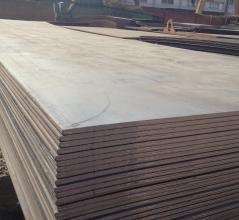 整体天长Q235NH耐候钢板报价基本上与上周五持平