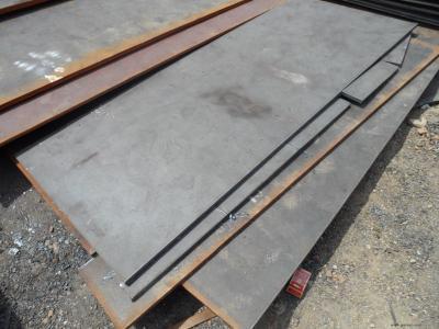 通化Q295NH耐候钢板平稳运行