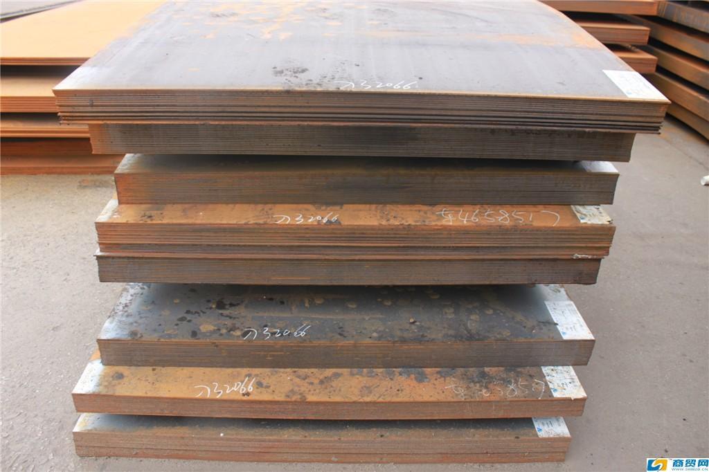 嘉峪关Q235NH耐候钢板市场成交逐渐转弱