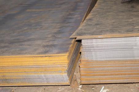 鸡西Q295NH耐候钢板市场成交未有好转