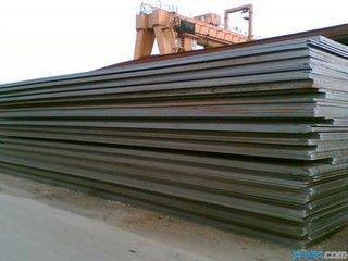 湘潭Q295NH耐候钢板市场担忧情绪仍存
