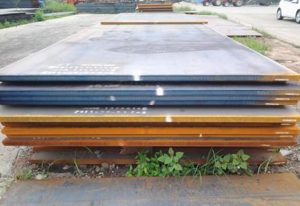 河池Q235NH耐候钢板市场大户拉涨积极