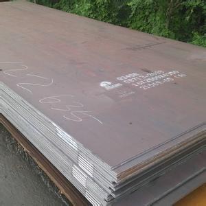 通化Q295NH耐候钢板市场供需持续低迷