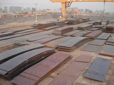 通化Q235NH耐候钢板市场成交情况一般