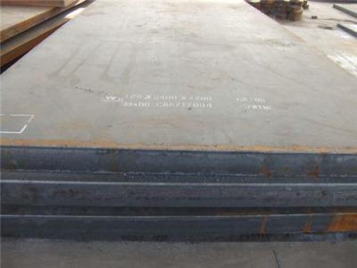 福州Q235NH耐候钢板市场成交氛围冷清