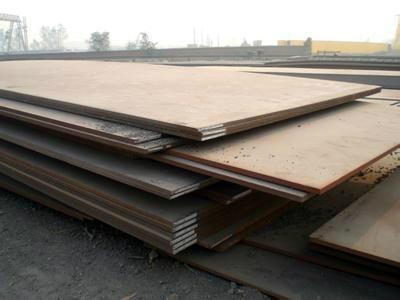庆阳Q235NH耐候钢板市场供应压力并未出现减缓迹象