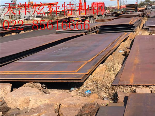 佛山Q355GNH耐候钢板:市场库存增大供应商出货难挡