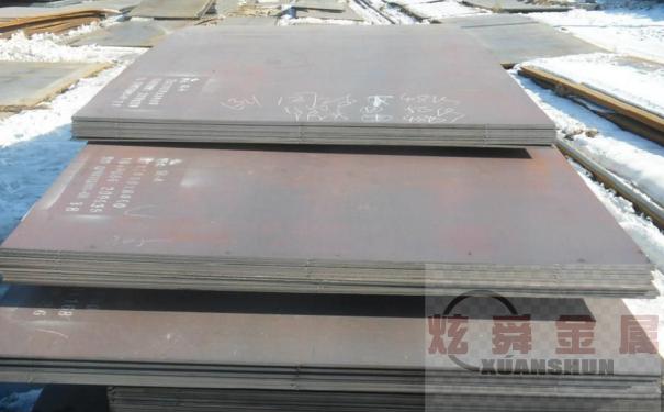 Q295NH耐候钢板:化学成分、规格是多少