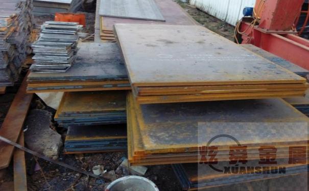 09CuPCrNi-A耐候钢与普通钢板焊接有什么焊条