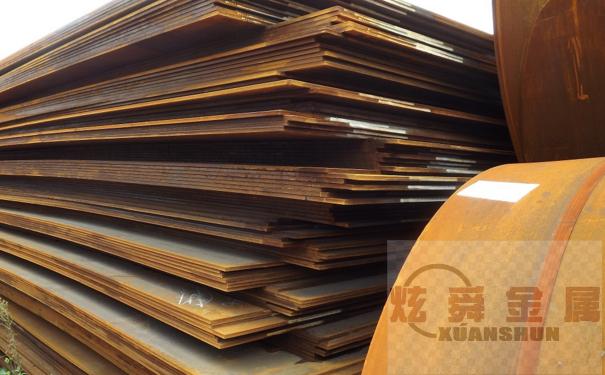 Q235NH耐候钢板多少钱一吨