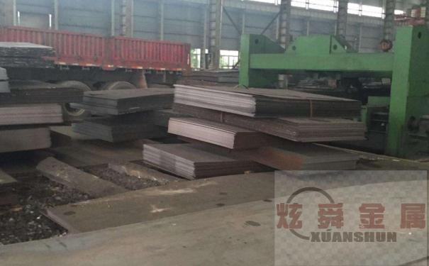 耐候钢板厂家