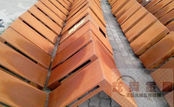 耐候钢板是怎么生锈的