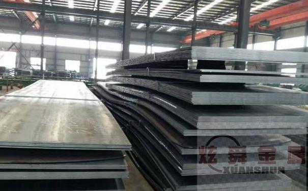 耐候钢板与普通钢板焊接有什么材质的焊条